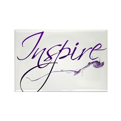 Inspire Rectangle Magnet (100 pack)