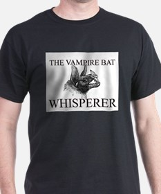 The Vampire Bat Whisperer T-Shirt