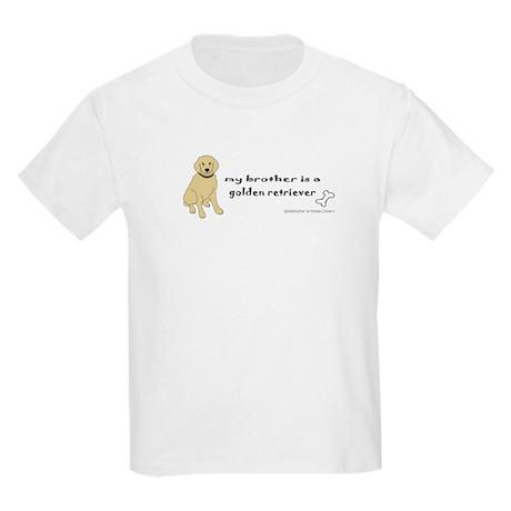 golden retriever gifts Kids Light T-Shirt