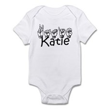 Katie-childs Infant Bodysuit