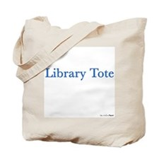 Library Tote Tote Bag