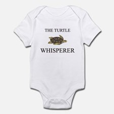 The Turtle Whisperer Infant Bodysuit