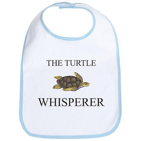 The Turtle Whisperer Bib