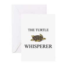 The Turtle Whisperer Greeting Cards (Pk of 10)