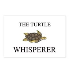 The Turtle Whisperer Postcards (Package of 8)