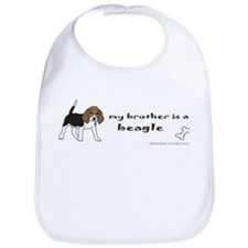 beagle gifts Bib