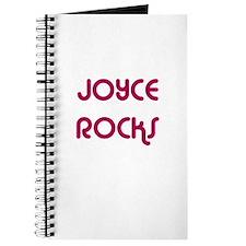 JOYCE ROCKS Journal