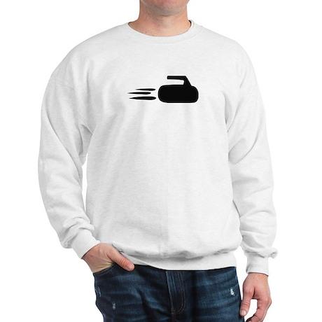 curling icon Sweatshirt