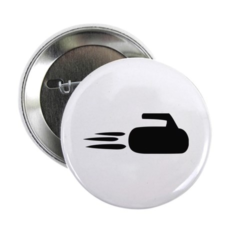 """curling icon 2.25"""" Button (10 pack)"""