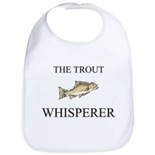 The Trout Whisperer Bib