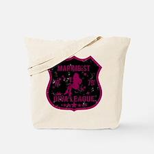 Marimbist Diva League Tote Bag