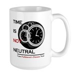 Large Mug Time Is Not Neutral