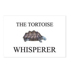 The Tortoise Whisperer Postcards (Package of 8)