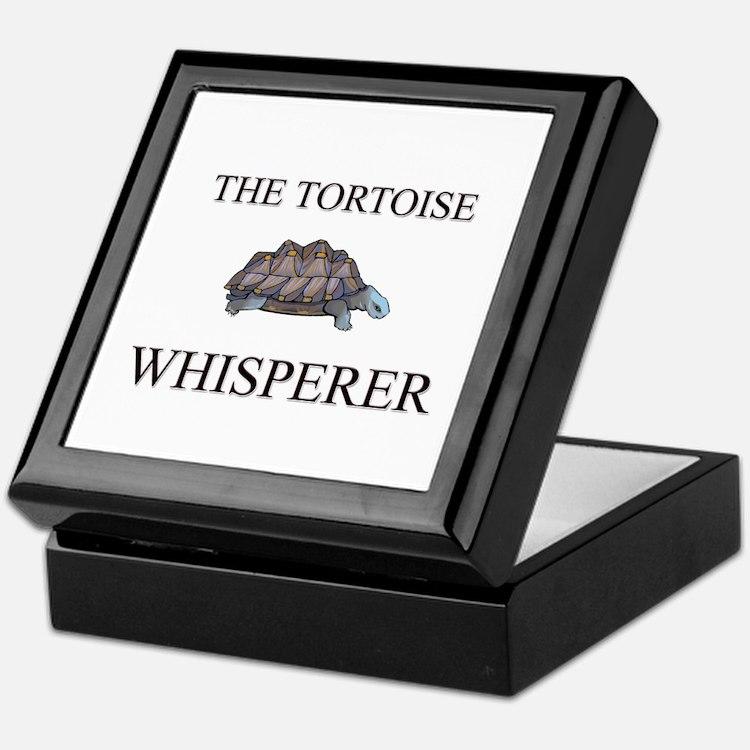 The Tortoise Whisperer Keepsake Box