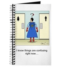 """""""Confusing Signs"""" Journal"""