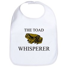 The Toad Whisperer Bib