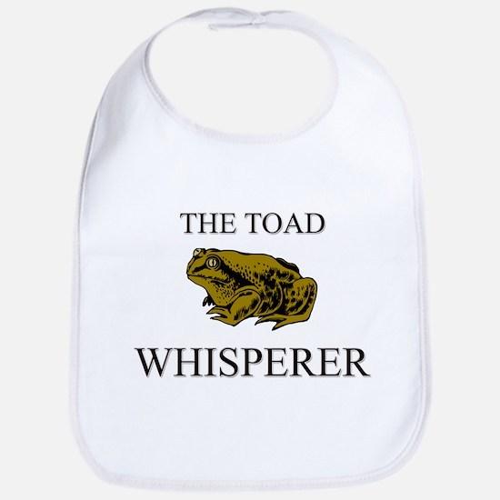 The Toad Whisperer Bib