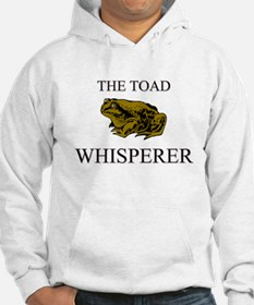 The Toad Whisperer Jumper Hoody