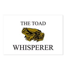 The Toad Whisperer Postcards (Package of 8)