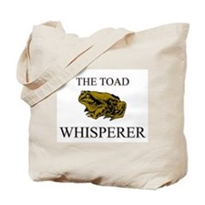 The Toad Whisperer Tote Bag