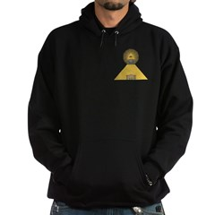 The Lodge and Eye Hoodie