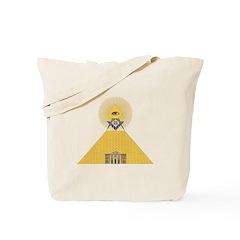 The Lodge and Eye Tote Bag