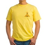 The Lodge and Eye Yellow T-Shirt
