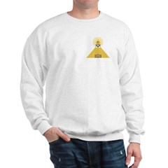 The Lodge and Eye Sweatshirt