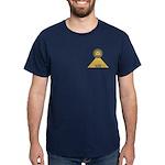 The Lodge and Eye Dark T-Shirt