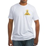 The Lodge and Eye Fitted T-Shirt