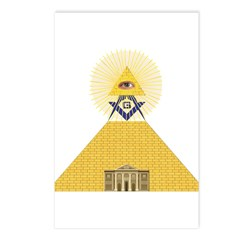 The Lodge and Eye Postcards (Package of 8)