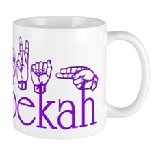 Rebekah Mug