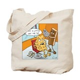 Cheese Regular Canvas Tote Bag