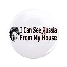 """Looking at Russia 3.5"""" Button"""