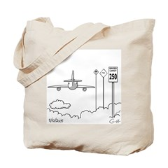 Fly Safe Tote Bag