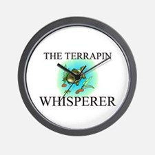 The Terrapin Whisperer Wall Clock