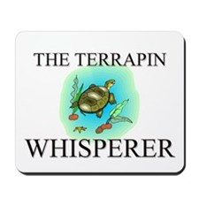 The Terrapin Whisperer Mousepad