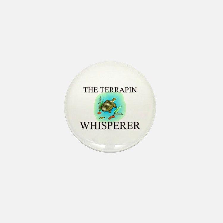 The Terrapin Whisperer Mini Button