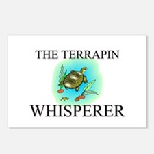 The Terrapin Whisperer Postcards (Package of 8)
