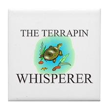 The Terrapin Whisperer Tile Coaster