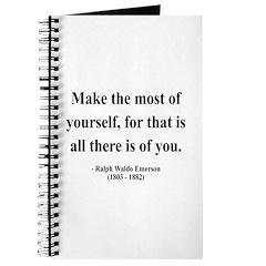Ralph Waldo Emerson 19 Journal