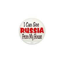 Funny Palin russia Mini Button (10 pack)