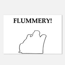 flummery Postcards (Package of 8)