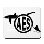 AES Logo Mousepad