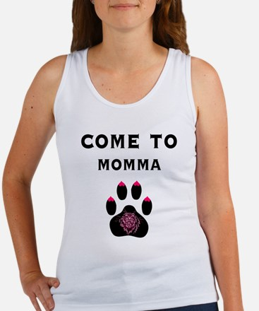 Cougar: Come to Momma Women's Tank Top