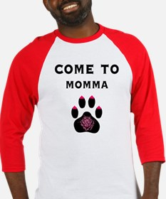 Cougar: Come to Momma Baseball Jersey