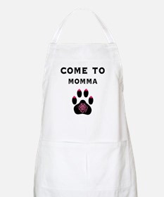 Cougar: Come to Momma BBQ Apron
