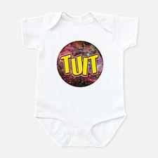 """A Round TUIT"" Infant Bodysuit"