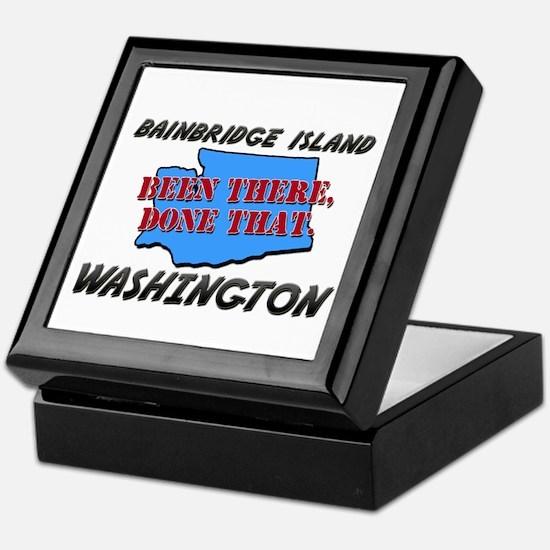 bainbridge island washington - been there, done th