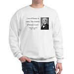 Ralph Waldo Emerson 21 Sweatshirt